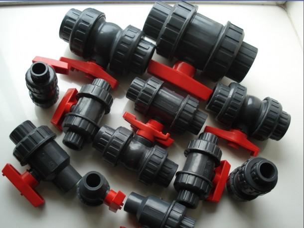 PVC Valves & Fittings